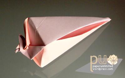 origami unit shell
