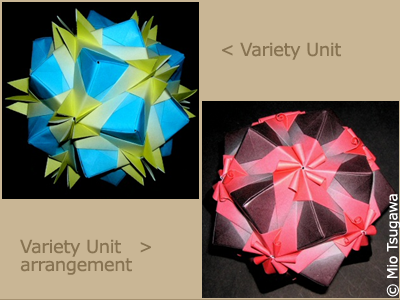 Variety Unit by Mio Tsugawa