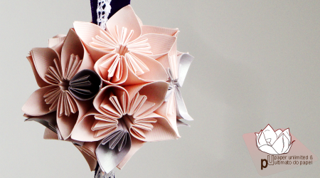 Waribashi 42, traditional kusudama